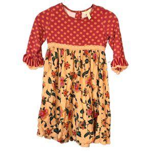 Matilda Jane Be Clever Dress Girls Size 8